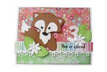 Animals - Card Making & Crafting