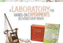 Homeschool Sciene / Science experiments, books, charts, etc. / by Joanna Jones