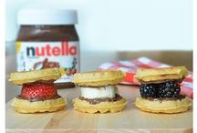 Breakfasts for Back To School / by Nutella USA
