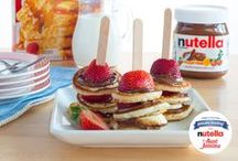 Pancake Pairings with Aunt Jemima / Celebrate International Pancake Tuesday with Aunt Jemima and Nutella! / by Nutella USA