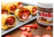 Culinary Creations / by Nutella USA