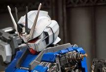 Mecha & Robots