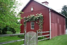 I love BARNS / by Country-girl-at-heart