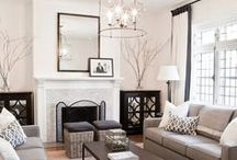 House: Livingroom  Ideas / Decorating ideas for living room / by Delina Soumis-Roehm