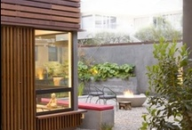 outdoor spaces / by Jessica Spear Presley