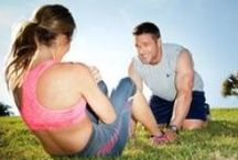 Fitness / by Stephanie Dow