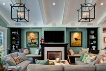 Sitting Room / by Mrs. Crumpet