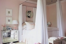 Bedrooms / by Mrs. Crumpet
