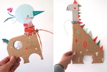Kids crafts / by B Breukelaar