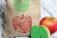 season craft gallery / Season DIY / by Juul , paint, stitch, cut, nail & bake