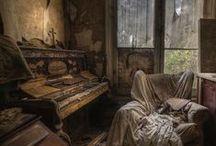 Abandoned Treasures / by Raevyn Wolfe