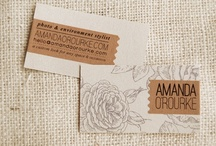 Business Cards and Logo's