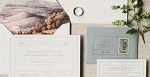Invitations / Inspiration for my wedding customers
