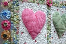 Love me some quilts! / by Charlene Neal