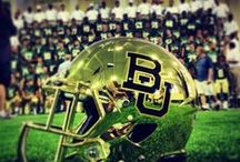 Baylor Bears!! / by Nancy Ludrick