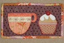 Mug rugs / by Country-girl-at-heart