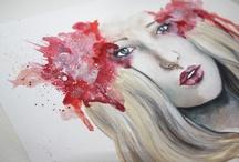 Illustrations / Illustrations & Watercolour