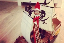 Elf on the shelf / by Pieces of Me NL