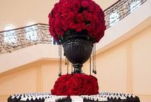 Escort/Place Seating Cards / by A Touch Of Class An Evening Of Elegance LLC Wedding & Events