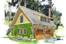 Guest Cottage / by Mrs. Crumpet