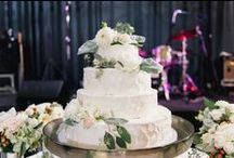 Wedding Cakes / From your initial meeting to your cake tasting to the cutting of the final product, rest assured that your confectionery creation is in skilled hands. Our wedding cakes are not only beautiful, but delicious.