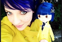 Blythe and her mommy / by Pieces of Me NL