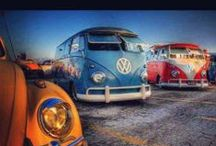 VDub Heaven! / Love love love VW vans! / by Country-girl-at-heart