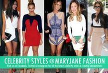 Celebrity Style Steal  / Steal all the latest trends from the most stylish celebs.