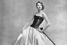 chanel / Photographs from the history of Chanel.