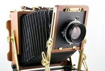 Vintage Cameras / Some retro and vintage cameras i would love to own and some that i do own :) / by Art Hakker Photography