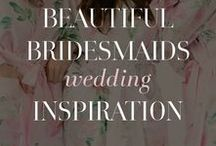 Beautiful Bridesmaids / From your girls perfect dresses to poses to inspire your amazing photos, this board is all about the girls! Find our favorite inspirations for bouquets, gifts and more to really let your favorite ladies know how much you love them!