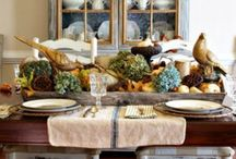 Thanksgiving / Thanksgiving decor  / by Vintage Minded Maven