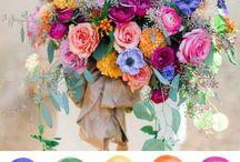 A Palindrome wedding / Wedding stuff