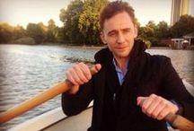 ♡♥♚Tom Hiddleston ♚♥♡ / I am totally Loki'd! ♥  ♥    Because..TA-DAA!! :D ''It's good to be bad..'' O:)