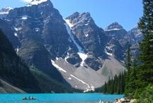 Banff / Geology of Banff National Park, Albera, Canada