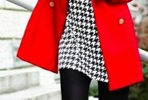 Style Inspiration / Things I like, love and aspire to wear.