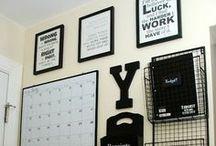Home Organization / Home organization tips, tricks and ideas