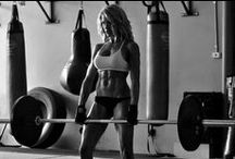 Fitness / Fitness, Muscles and Strong Women that Inspire