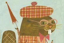 Illustration / by Sara Bicknell