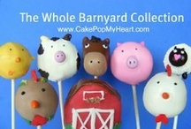 Barnyard Theme / by Cake Pop My Heart