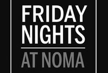 Friday Nights at NOMA / Every Friday evening at NOMA, enjoy activities and entertainment from 5 pm to 9 pm. Each Friday night is a little different, so no matter what Friday you come, there is sure to be something for every age, every interest.