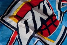 Thunder UP! / We're Thundering Up, so you should too! / by Visit OKC