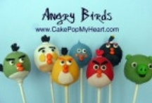 Angry Birds Theme / by Cake Pop My Heart