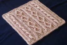 CROCHET CABLES/POST STITCH / by sharmaine debba