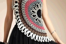 CROCHET-CLOTHING / by sharmaine debba