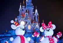 Disneyland Paris / Beautiful views and hidden details from the beautiful Disneyland Paris / by Rob Yeo