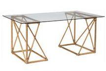 <Desks & File Cabinets>