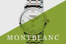 Montblanc / The Montblanc emblem represents a philosophy of excellence inspired by the highest mountain in Europe – a symbol of the founders' commitment to outstanding craftsmanship and timeless aesthetics in every product. Montblanc's latest line of timepieces comprises products that not only uphold the company's traditional values but also explore the frontiers of fine watchmaking.