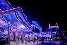 Hong Kong Disneyland / Beautiful views and hidden details from Hong Kong Disneyland Resort / by Rob Yeo
