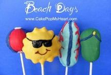 Beach Party Theme / by Cake Pop My Heart